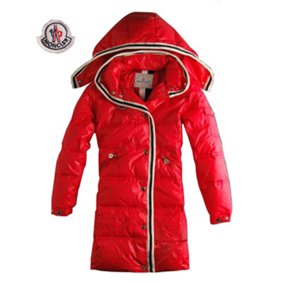 133f71baefc5 Womens Moncler New Coming Style Coats Single-breasted Red DG2465 ...