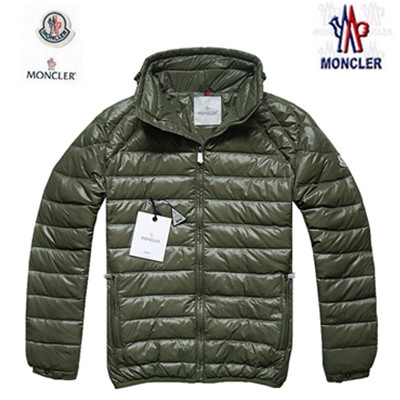 DG3551 Mens Moncler Down Jacket In Army Green [ea68]