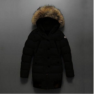 Womens Moncler Loire Down Coats Black DG1481 [4b64]