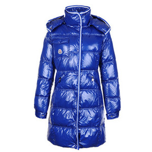 Womens Moncler New Coming Style Coats Blue DG8877 [ba01]