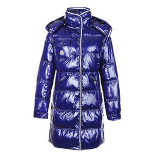 Womens Moncler New Coming Style Coats Dark Blue DG1745 [7570]