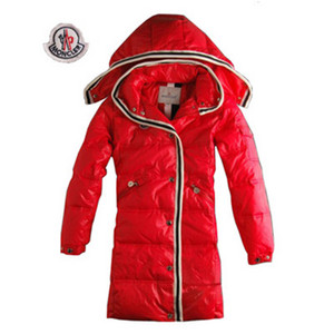 Womens Moncler New Coming Style Coats Single-breasted Red DG2465 [b135]