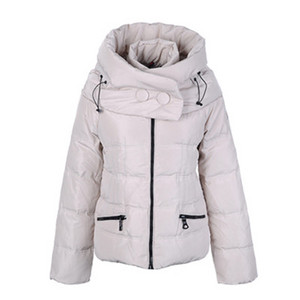 Womens Moncler Mengs Down Jackets White DG1975 [4673]