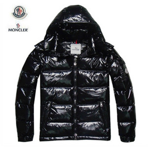 Giacca DG1117 Mens Moncler Down In Nero [7c14]