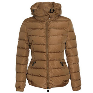 DG4868 Womens Moncler Fitted Pack In Hood Short Jacket Loess [8898]