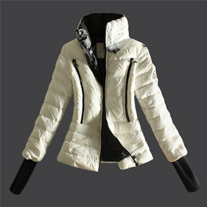 Womens Moncler Jackets Tulsa With White DG6756 [498a]