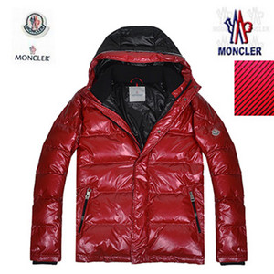 Moncler Maya Menn Down Jacket Red DG3595 [fdda]