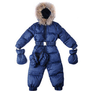 DG9548 Kids Moncler klĂŚr Fall Winter Med MarineblĂĽ [dbc6]